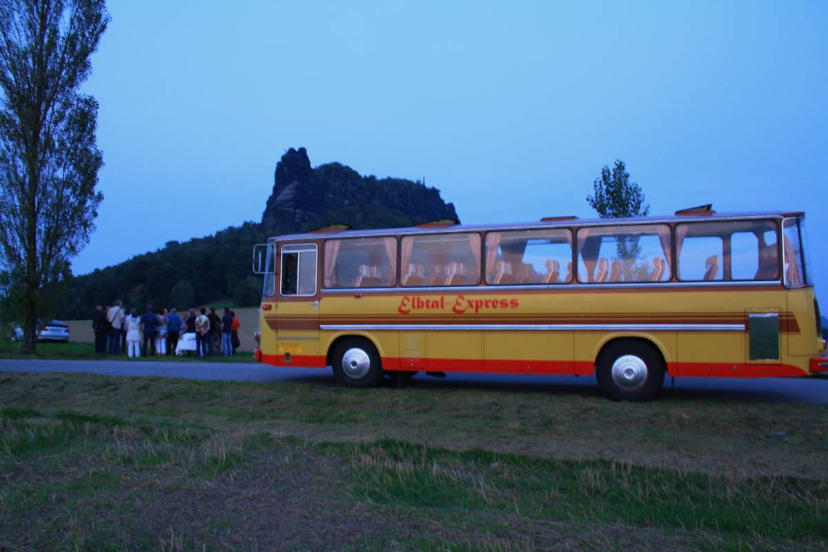 Das Whisky Bus Tasting am Lilienstein