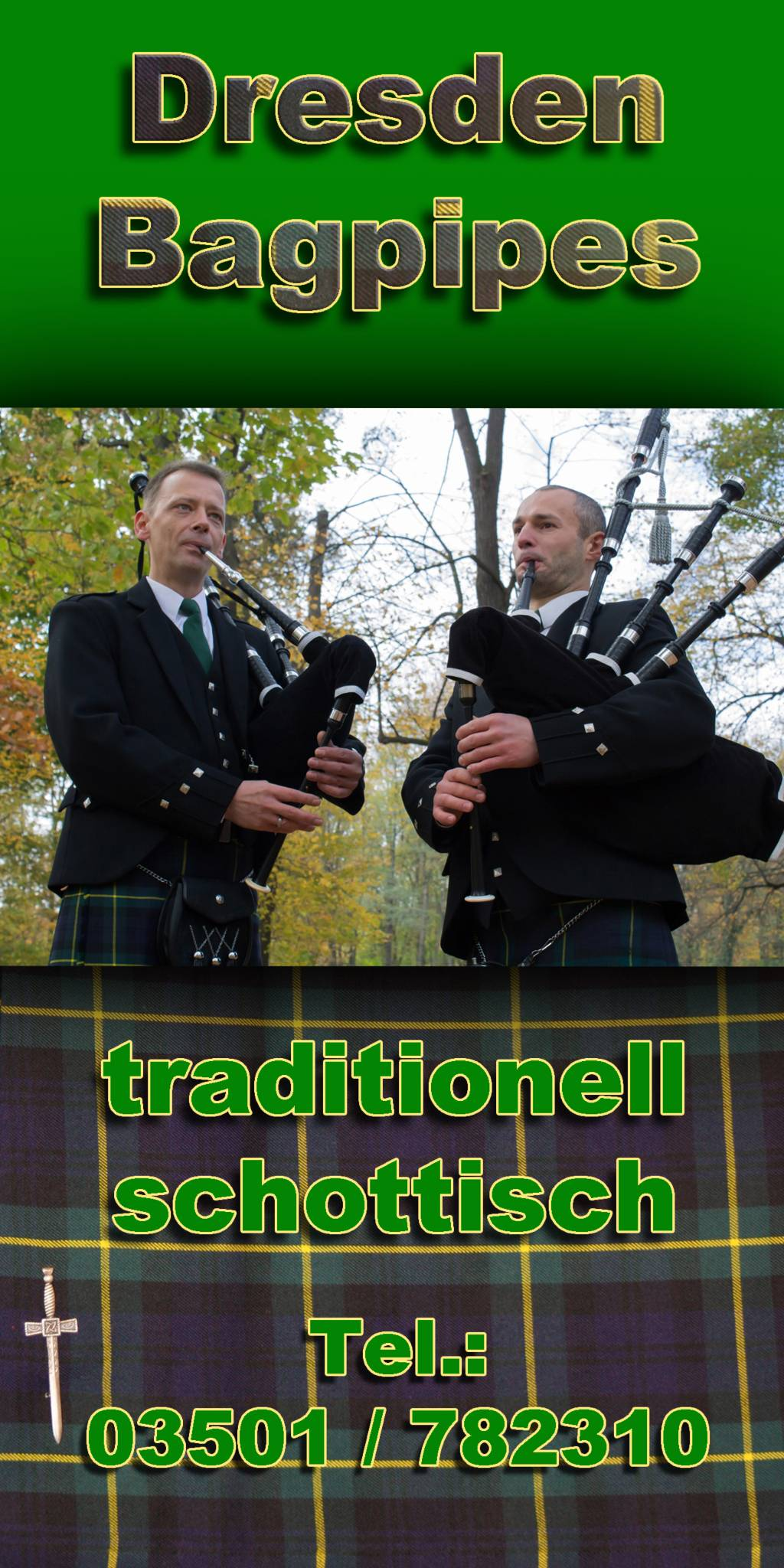 Dresden Bagpipes